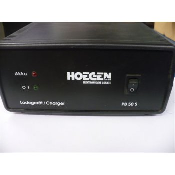Hoegen PB50S-6/8 (6V/8A) nabíječka olověných aku