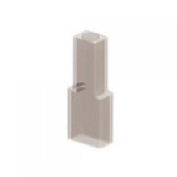 Keystone 4471 izolační kryt na faston 250, průhledný