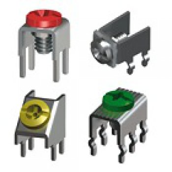 Keystone 8197 šroubová PC svorka, 30 Amps - Keystone color suffix