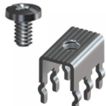 Keystone 8197 šroubová PC svorka, 30 Amps