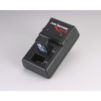 Ansmann Basic 2 2x9V NiCd, NiMH nabíječka