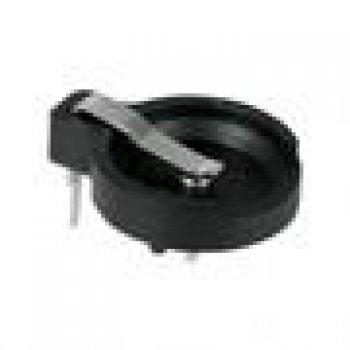 Keystone 500 držák knoflíkové baterie - obrázek