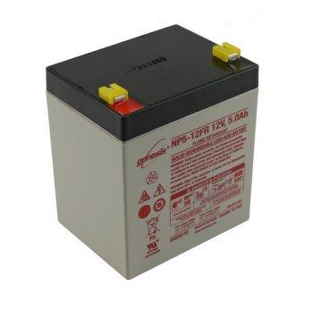 Genesis NP 5-12  (12V/5Ah - Faston 187) SLA baterie