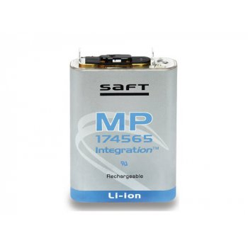 Saft MP174865 (Li-ion; 3,75V; 5300mAh)