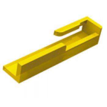 Keystone 8896 klip, žlutý
