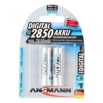 Ansmann Mignon AA Digital typ 2850 - foto