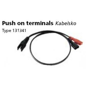 Mascot kabel 131341 (Typ Push On Terminals)