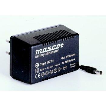 Mascot 8713 15V/500mA stabilizovaný zdroj