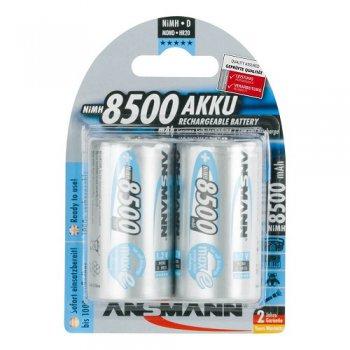 Ansmann Mono D 8500mAh maxE 2ks