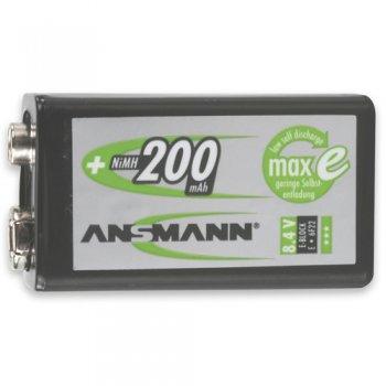 Ansmann 9V-Block E 200mAh maxE - foto2