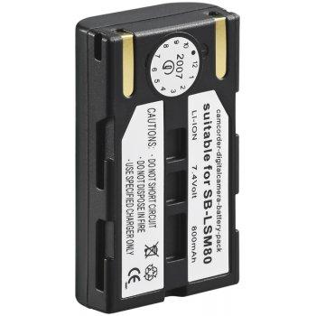tecxus Samsung SB-LSM80 7,4V/800 mAh baterie - neoriginální