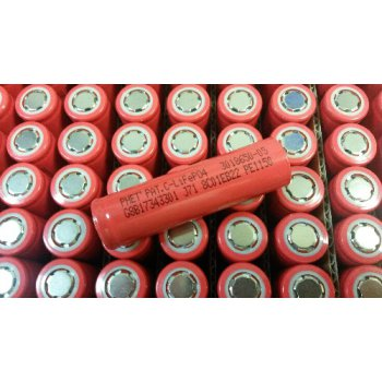 Li-FePO4 18650 3,2V 1150mAh High power