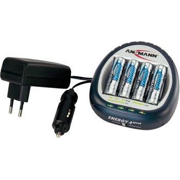 Ansmann Energy 4 speed nabíječka