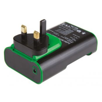 Ansmann POWERLINE 4 Zero Watt UK Plug