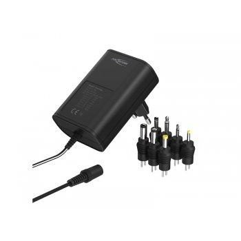 Ansmann APS 1500 traveller síťový zdroj 3-12V max.1500mA 18W (100-240V