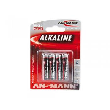 Ansmann LR03 AAA RED
