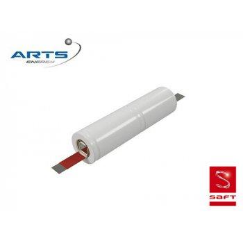 ARTS VNT Cs 1600 L1x2-S páskový vývod, akumulátor do nouz. svítidel