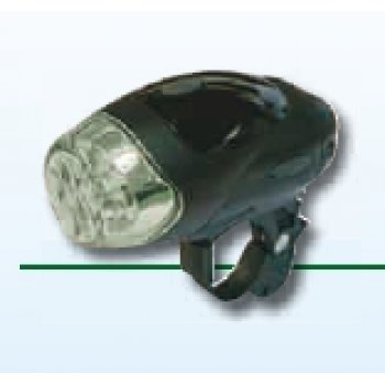 Emos P3908  Cyklo svítilna LED 4xAAA přední
