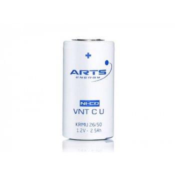 ARTS Saft VNT C U 2650mA (NiCd; KR14; 1,2V; min.2500mAh; FT; +55°C)