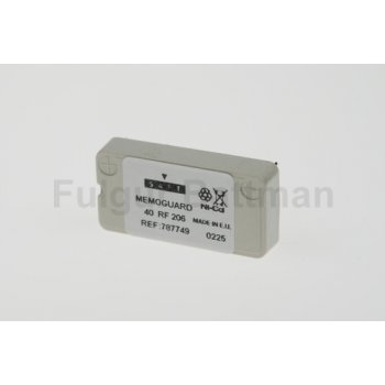 Saft RF206 Memoguard NiCd 2,4V/60mAh