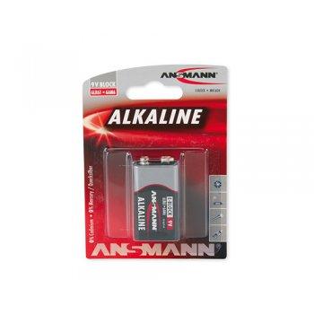 Ansmann 6LR61 9V RED
