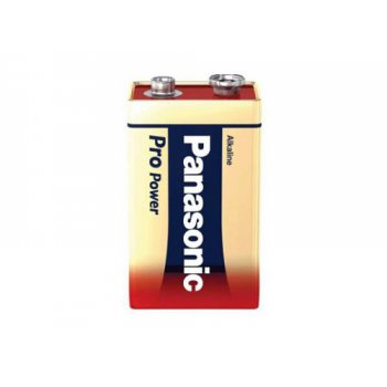 Panasonic 6LR61 Pro Power (alkalická; E- Block; 9V; BL1) - foto