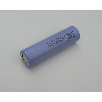 Samsung ICR 18650-30A Li-Ion 2500mAh 6A max.