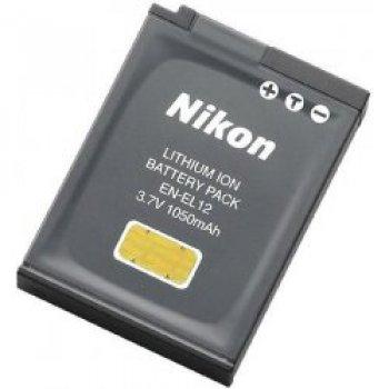 Ansmann Nikon EN-EL12 (Li-ion; 3,7V; 900mAh)