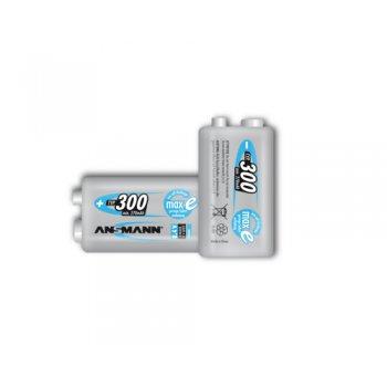 Ansmann 9V-Block E typ 300 maxE - obrázek1