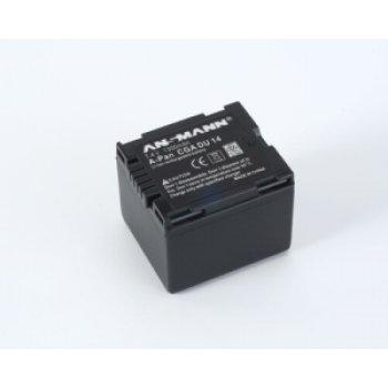 Ansmann Panasonic CGA DU 14