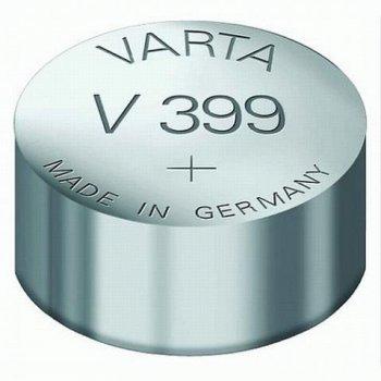 VARTA 399 Silver oxide  (SR 927W) 1,55V