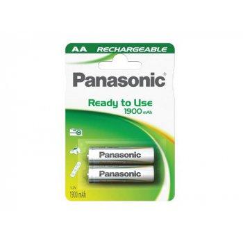 Panasonic Evolta AA RTU (NiMH; HR6; 1,2V; 1900mAh; BL2)