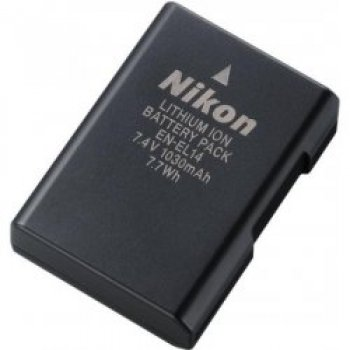 Ansmann Nikon EN-EL14 (Li-ion; 7,4V; 1000mAh)