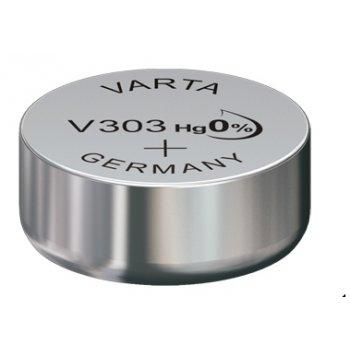 VARTA 303 Silver oxide  ( SR 1154SW ) 1,55V