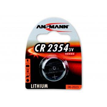 Ansmann CR 2354 Lithiov� knofl�kov� baterie 3V BL1