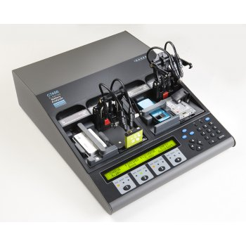 Cadex C7400 (4 adaptéry; software; 1,2-16V)