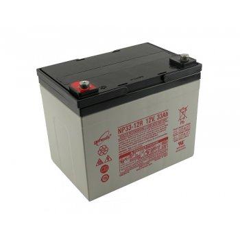 Genesis NP 33-12  (12V/33Ah - M5) SLA baterie