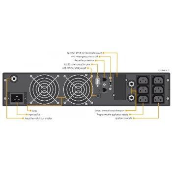 GE 25931 VCO 2000VA UPS