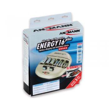 Ansmann ENERGY 16 Plus - Energy 16 plus nabíječka - balení