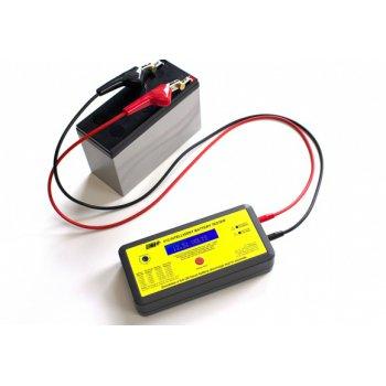 ACT 612 6V/12V inteligentní tester akumulátorů - ACT 612 6V/12V inteligentní tester s baterií