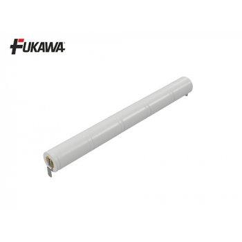 Fukawa L1x5-S faston, akumulátor do nouzových svítidel