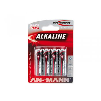 Ansmann LR6 AA RED