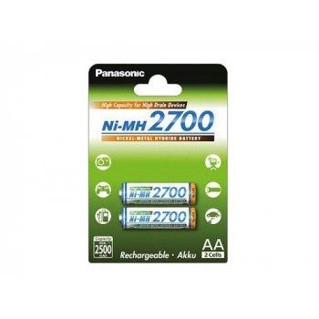 Panasonic BK-3HGAE/2BE AA typ 2700mAh 2ks
