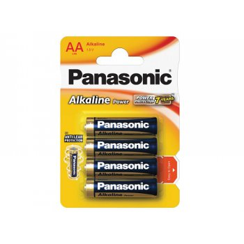 Panasonic Alkaline Power LR6 AA