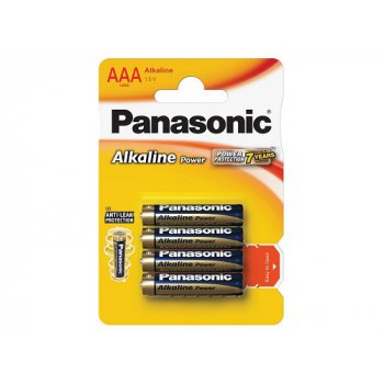 Panasonic Alkaline Power LR03 AAA