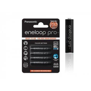 Panasonic Eneloop Pro BK-4HCDE AAA (NiMH; AAA; HR03; 1,2V; 930mAh)