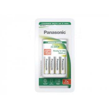Panasonic BQ CC17 + 4xAA1900 mAh RTU (K-KJ17MGD40E)