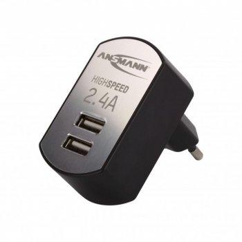 Ansmann High Speed USB (nabíječka; USB; 2,4A)