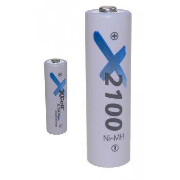 XCell X2100AA-LSD BASIC (NiMh; AA; 1,2V; 2000mAh)