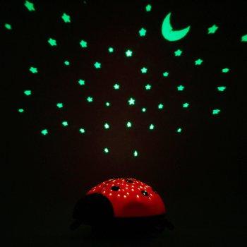 Ansmann dětské noční světlo Hvězdná obloha Beruška - foto2